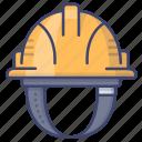 hat, helmet, safety, worker