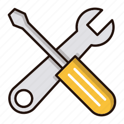 equipment, help, repair, tools, wrench icon
