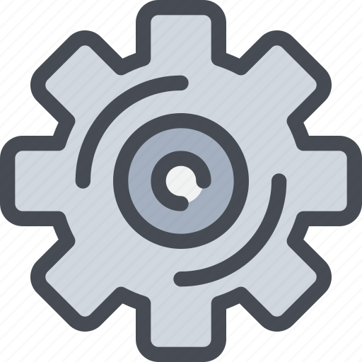 cog, engineering, gear, management, process icon