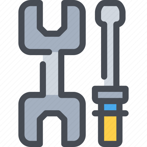 civil, construction, engineering, manufacturing, tool icon