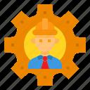 avatar, engineer, occupation, profession, worker