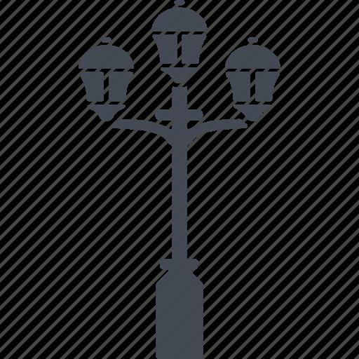electric, england, lamp, lighting, street light icon