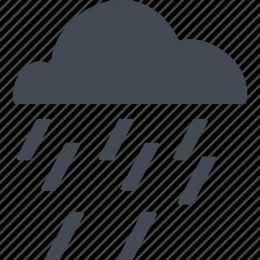 cloud, england, precipitation, rain icon