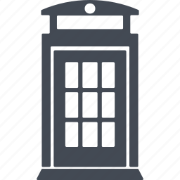 building, doors, england, entrance, front doors icon
