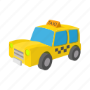 car, cartoon, london, taxi, transport, transportation, vehicle icon