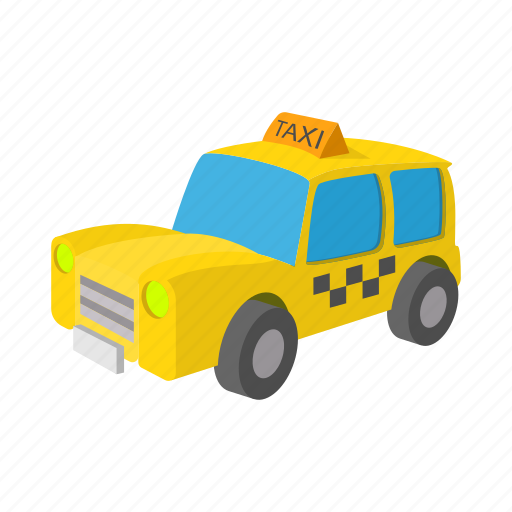 car, cartoon, london, taxi, transport, transportation, vehicle icon