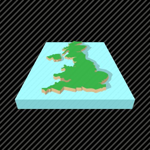 britain, british, cartoon, england, map, outline, uk icon