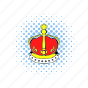 britain, british, comics, crown, kingdom, royal, united icon