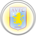 aston villa, flag, football, premier english icon