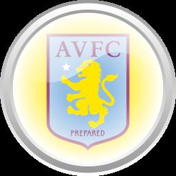 aston villa, flag, football, premier english icon