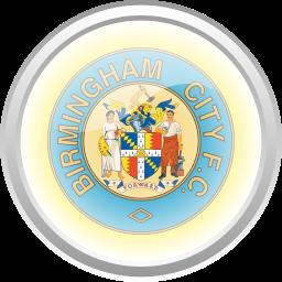 birmingham city, flag, football, premier english icon