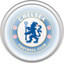 chelsea, flag, football, premier english icon