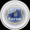 everton, flag, football, premier english icon