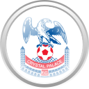 cristal palace, flag, football, premier english icon