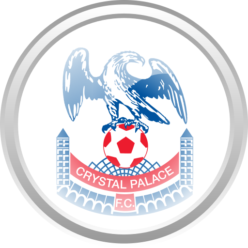 cristal palace, flag, football, premier english icon