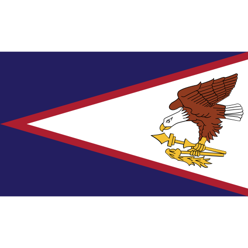 american, ensign, flag, nation, samoa icon