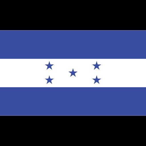 ensign, flag, honduras, nation icon