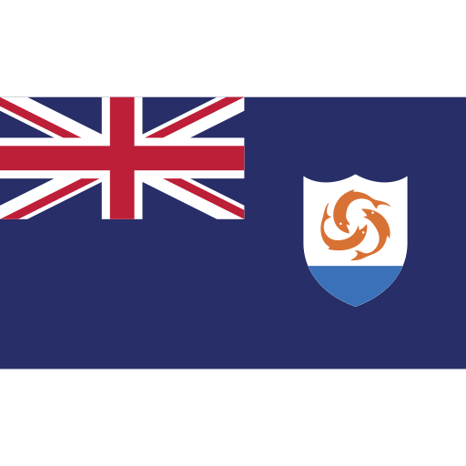 anguilla, ensign, flag, nation icon
