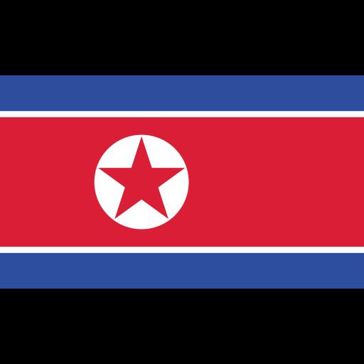 ensign, flag, korea, nation icon