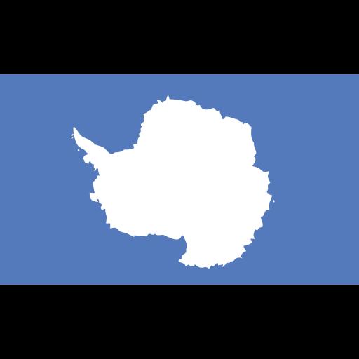 antarctica, ensign, flag, nation icon