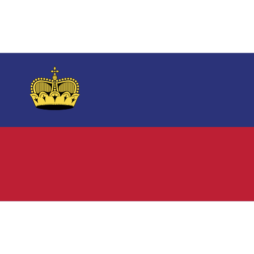 ensign, flag, liechtenstein, nation icon