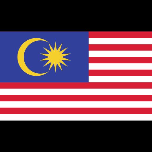 ensign, flag, malaysia, nation icon