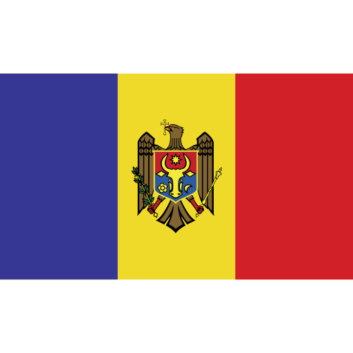 ensign, flag, moldova, nation icon