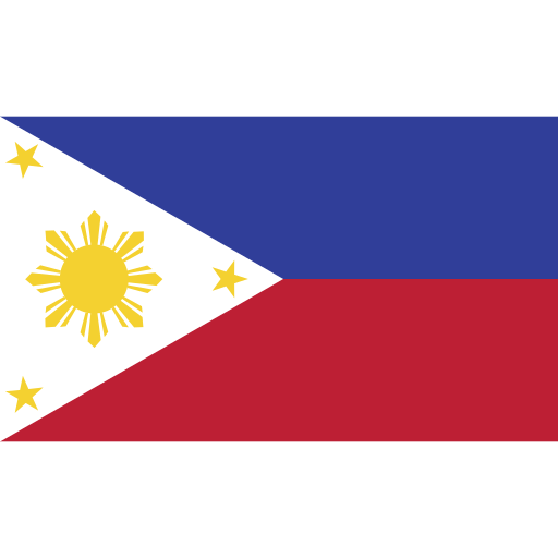ensign, flag, nation, philippines icon