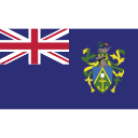ensign, flag, nation, pitcairn icon