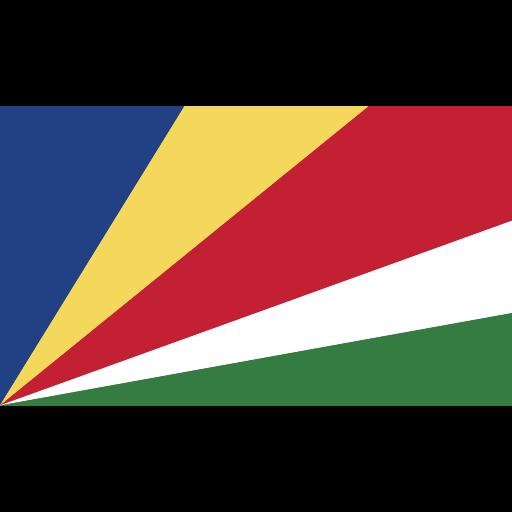 ensign, flag, nation, seychelles icon