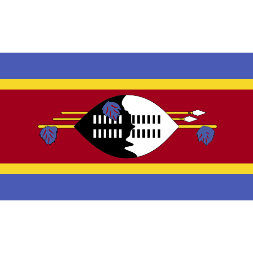 ensign, flag, nation, swaziland icon
