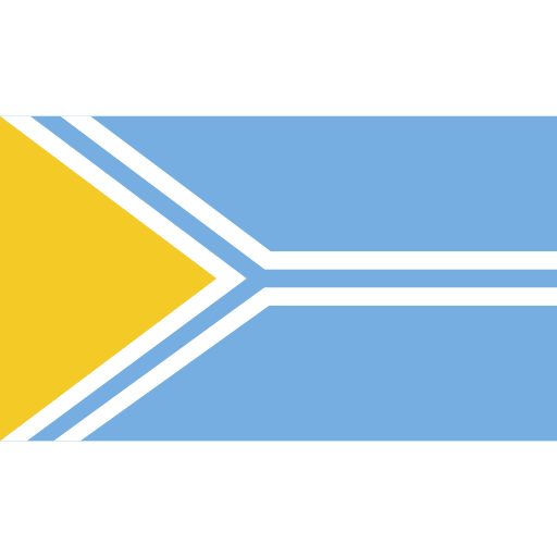 ensign, flag, nation, tuva icon