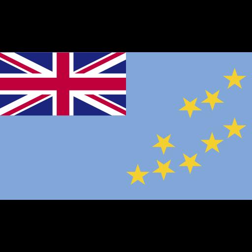 ensign, flag, nation, tuvalu icon