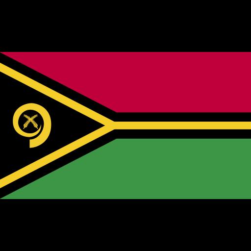 ensign, flag, nation, vanuatu icon