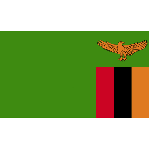 ensign, flag, nation, zambia icon
