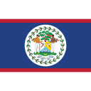 belize, ensign, flag, nation icon