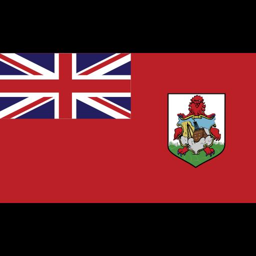 bermuda, ensign, flag, nation icon