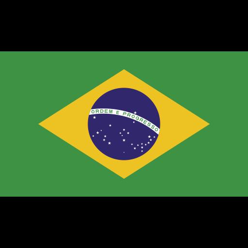 brazil, ensign, flag, nation icon