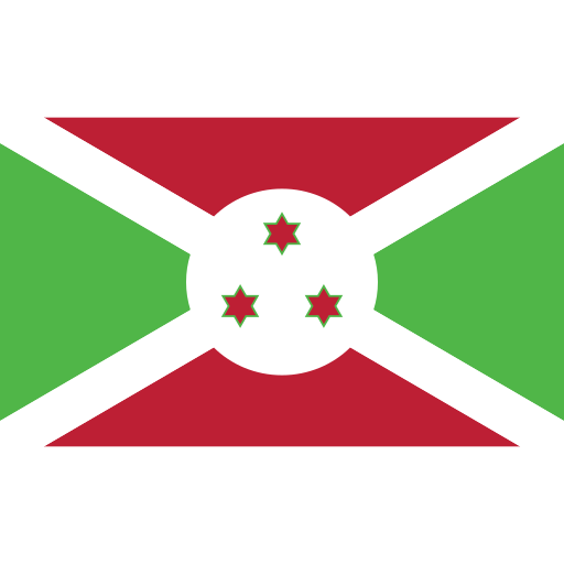 burundi, ensign, flag, nation icon