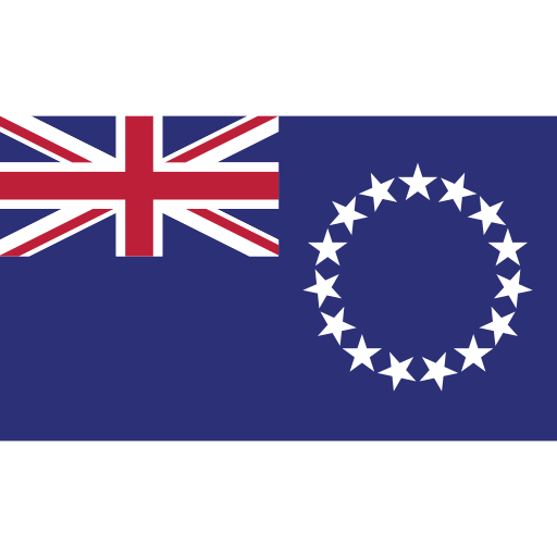 cook, ensign, flag, islands, nation icon