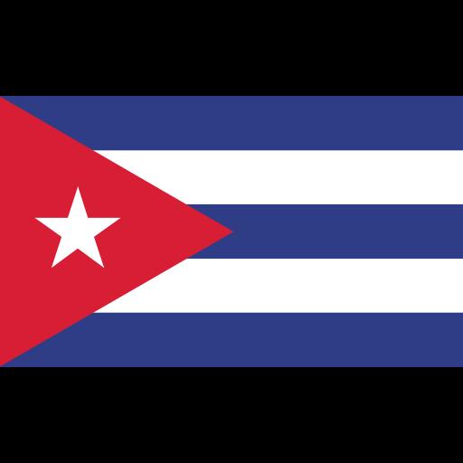cuba, ensign, flag, nation icon