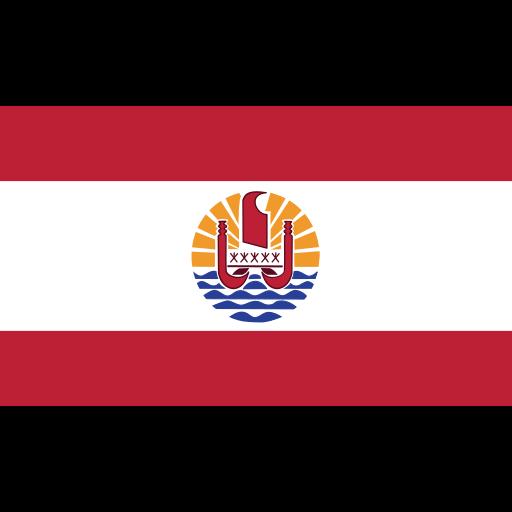ensign, flag, nation, polynesia icon
