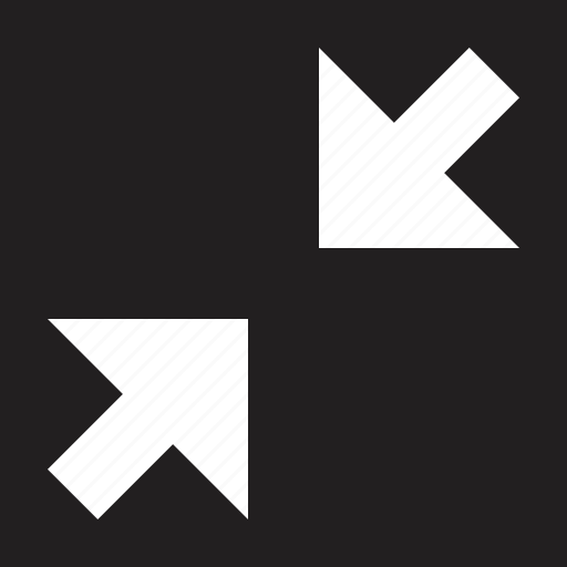 minimise, sign, window icon