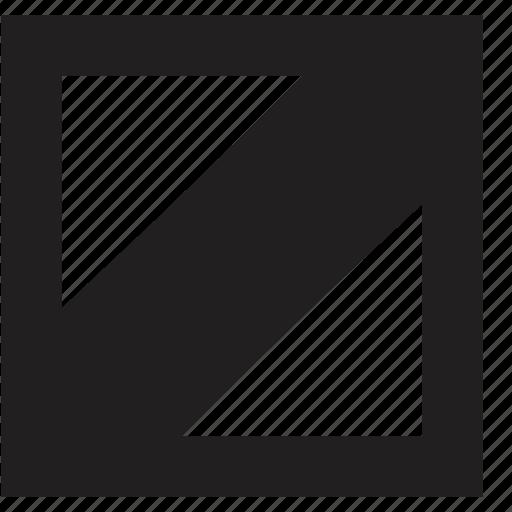 exit, no, sign icon
