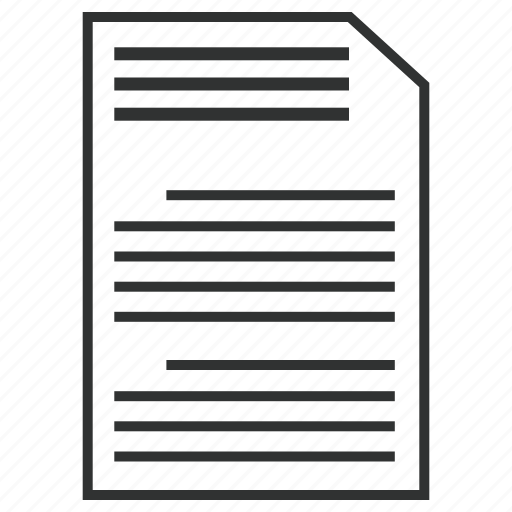 deliverable, document, enterpeise architecture, file, paper, report, togaf icon
