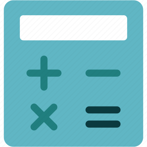 calculator, count, counter, machine, math, science, tools icon