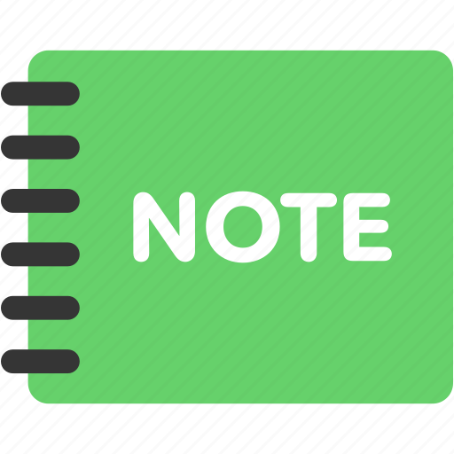 memo, note, notice, reference, text, tools icon