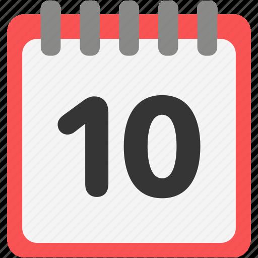 agenda, calendar, date, docket, reminder, tools icon