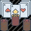 card, chip, gamble, gambling, poker, poker chip
