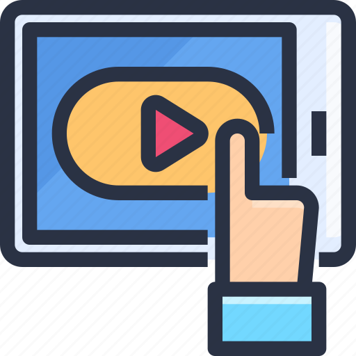 device, entertainment, media, tablet icon